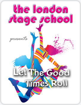 Let The Good Times Roll Logo